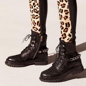 Free People x A.S.98 Berwyn Lace-Up Boot